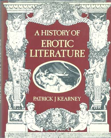 A History of Erotic Literature.